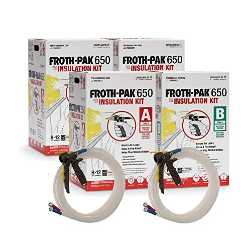 Froth Pak Dow 650