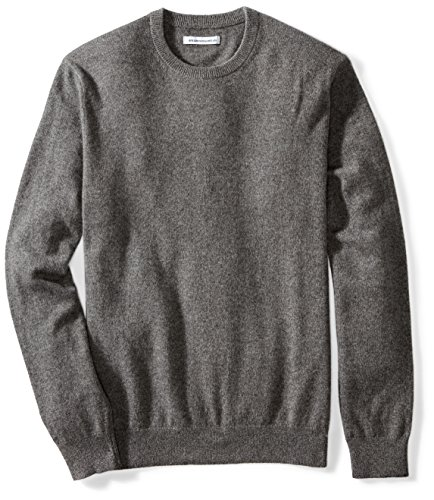 100% Cashmere Crew Sweater - 6