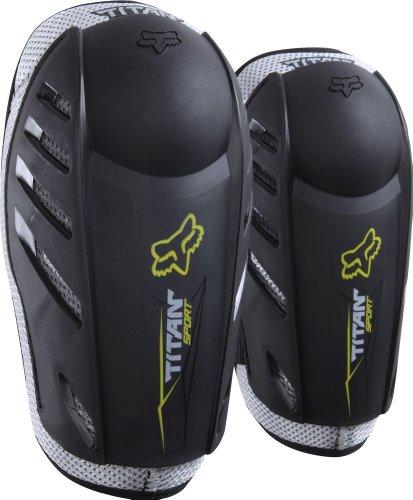 Fox Racing 2019 Youth Titan Sport Elbow Guards (Black)