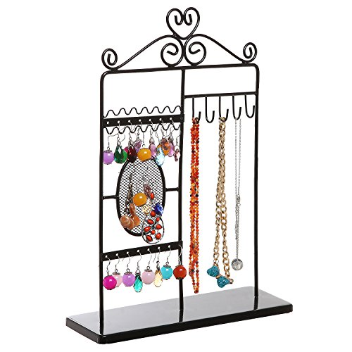 Earrings Necklaces Bracelets Display Organizer