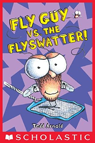 book cover of Fly Guy vs. the Flyswatter!