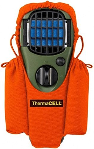 ThermaCELL Holster with Clip for ThermaCELL Appliance Safety Orange ()