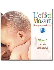 LEFFET MOZART & DON - MUSIQUE POUR BEBES - VOLUME 2 - FAIS)