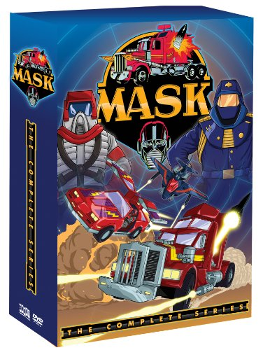 Sk Series (M.A.S.K.: The Complete Series)