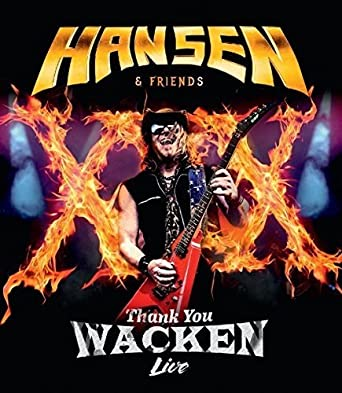 amazon co jp thank you wacken blu ray dvd ブルーレイ kai hansen