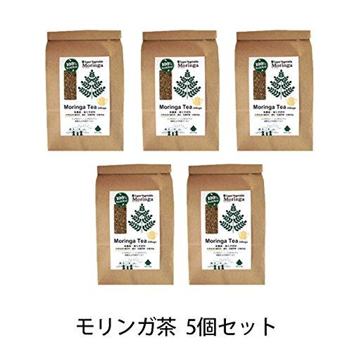 モリンガ茶(30パック入り)5個セット 無農薬モリンガ茶 沖縄産モリンガ茶 B078NR1ZHB