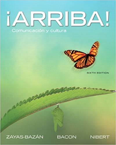Amazon arriba comunicacin y cultura with myspanishlab with arriba comunicacin y cultura with myspanishlab with etext multi semester access card package 6th edition 6th edition fandeluxe Images