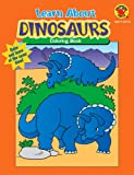 Learn about Dinosaurs, Carson-Dellosa Publishing Staff, 0769641571