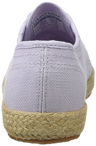 Basse violet 2750 Sneaker Lilac Cotropew Donna Violett Superga qwF8t6axq