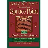 Ducktrap, Spruce Point, Smoked Atlantic Salmon, Pastrami Style, 4 oz