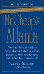 Find it cheap in the (shopping) capital of the South! The thrill of the hunt and the rush of finding quality at a terrific price can be yours in Atlanta-whether you're looking for a luxurious dinner, a perfect hockey stick, or a piece of gorg...