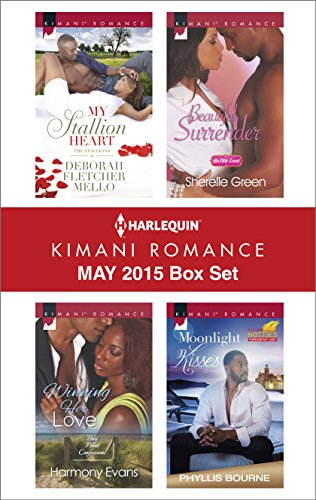 book cover of Harlequin Kimani Romance May 2015 Box Set