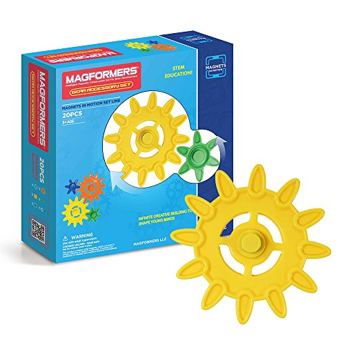 Magformers Accessory 20 pieces Educational Construction