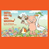 Ogilvy, the Pig Who Whistled, Pam Abrahamsson, 1493656716