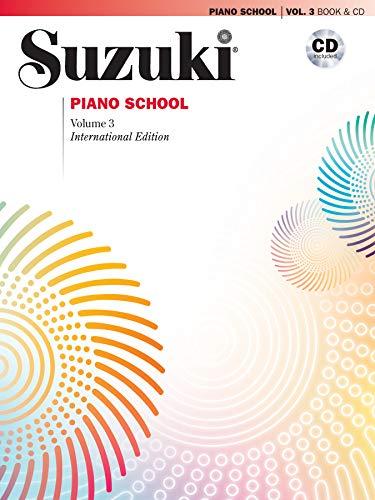 (Suzuki Piano School, Vol 3: Book & CD)
