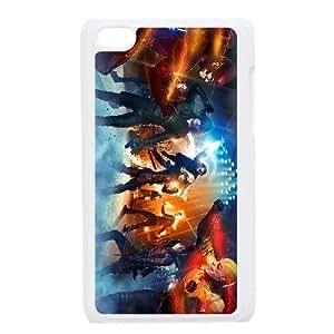 Arrow funda iPod Touch 4 caja funda del teléfono celular blanco cubierta de la caja funda EEECBCAAJ00450