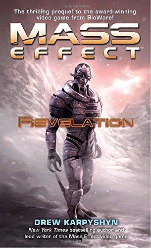Mass Effect Revelation Drew Karpyshyn