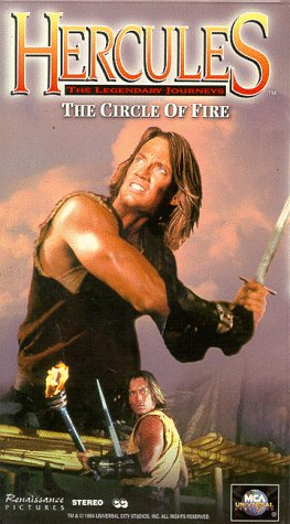Hercules:the Circle of Fire [VHS]