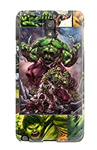 New Style Hot Snap-on Hulk Hard Cover Case/ Protective Case For Galaxy Note 3 1717427K79528739