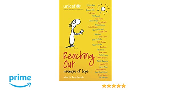 Amazon.com: Reaching Out Messages of Hope (9780733331923): UNICEF ...