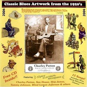 1920's Blues Classics (CD w/12