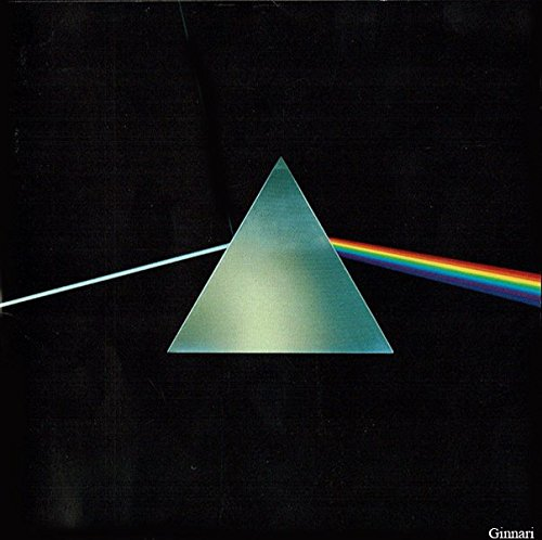 Price comparison product image Pink Floyd Fridge Magnet: Dark Side of the Moon