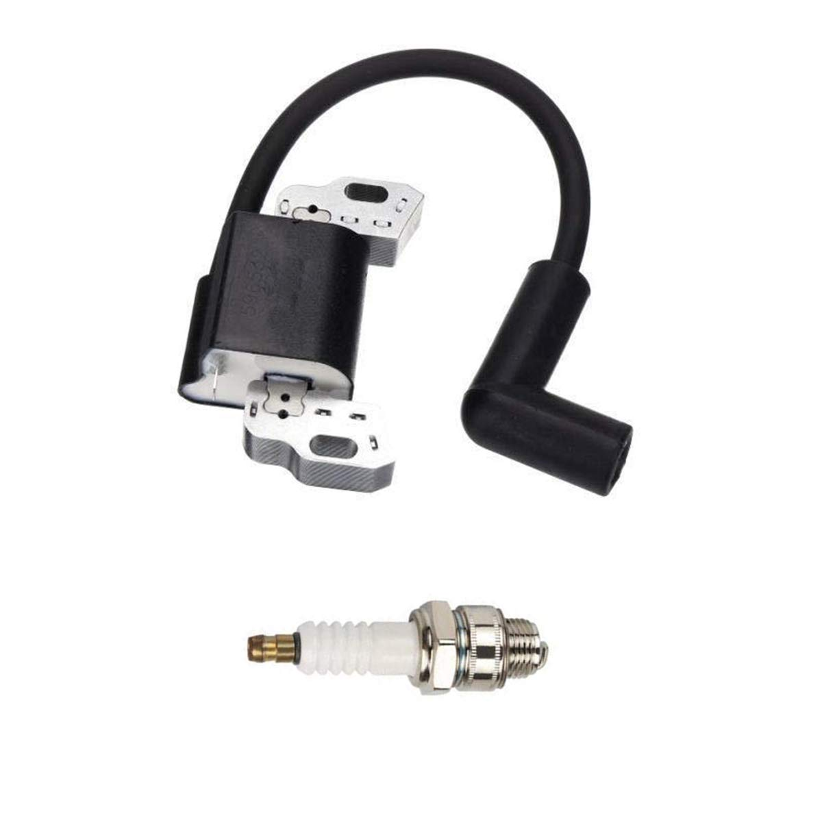 CQYD New 593872 Ignition Coil for Briggs /& Stratton 799582 798534 593872 Engines