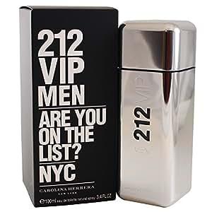 Perfume 212 Vip Men 100ml Edt Masculino Carolina Herrera