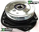 Replaces Scag 461661 PTO Clutch w/High Torque & Replaceable Wire