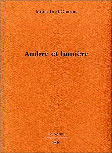 Ambre et Lumiere Livre et CD Inclus pdf