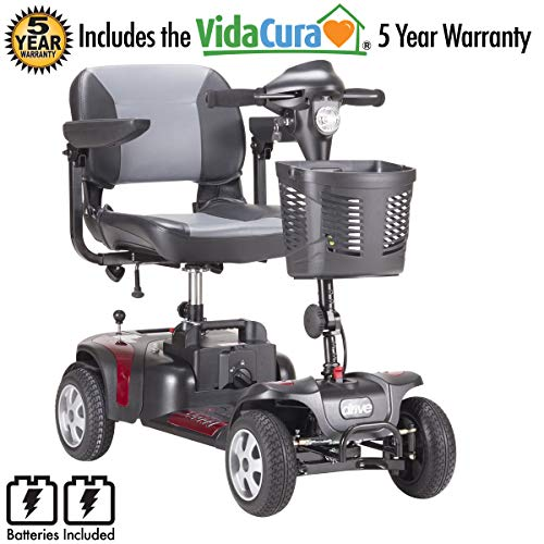 """y Duty Scooter by Drive Medical, 20"""" Wide Seat Includes 5 Year Protection Plan (Phoenix Stadium)"""