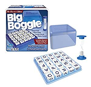Winning Moves Games BIG BOGGLE, THE CLASSIC EDITION