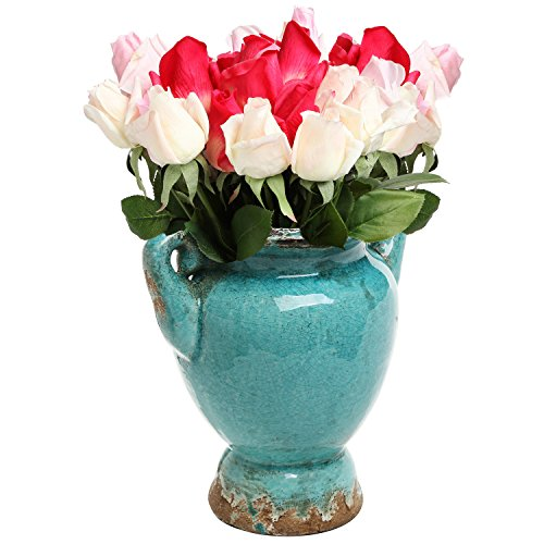 Handled Planter Vase - 2