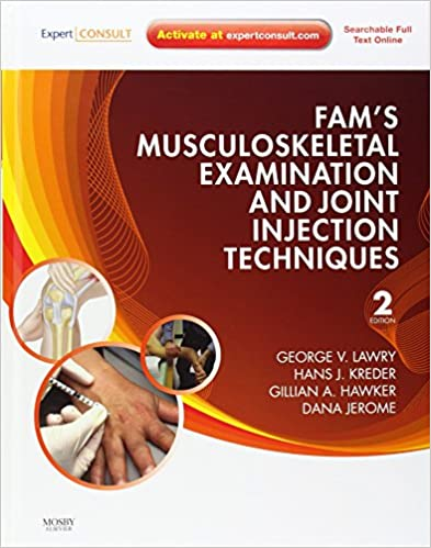Fam's Musculoskeletal Examination and Joint Injection