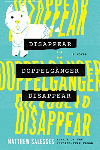 Book Cover: Disappear Doppelgänger Disappear: A Novel