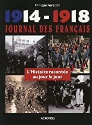 1914-1918, Journal des Français dans la Grande Guerre