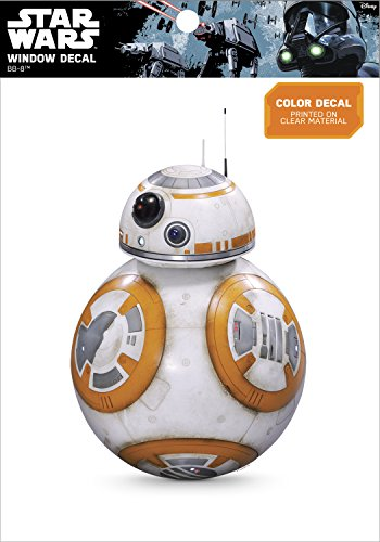 Star Wars BB-8 Window Decal