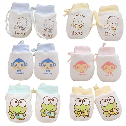 Check expert advices for newborn mittens for girls with string?
