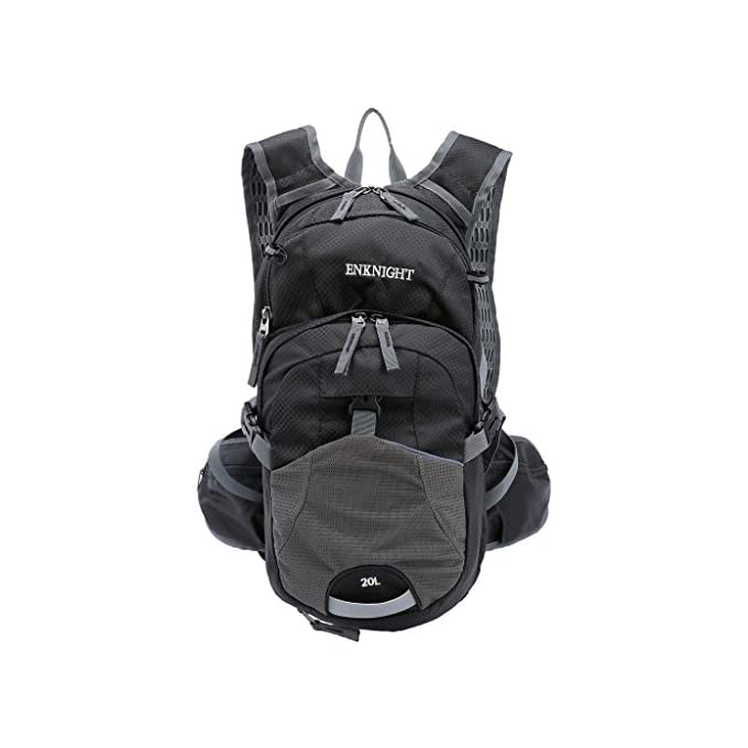 ENKNIGHT 20L Hydration Pack Waterproof Cycling Backpack for Hiking  Traveling Running 189e94ce31