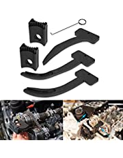 E-cowlboy Camshaft Phaser Timing Chain Tools 10200A/10202/10369A for Chrysler VW Dodge 3.6L (6Pcs)