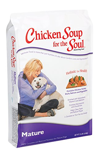 Chicken Soup Mature Dog 30lb