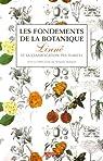 Les fondements de la botanique : Linné et la classification des plantes par Hoquet