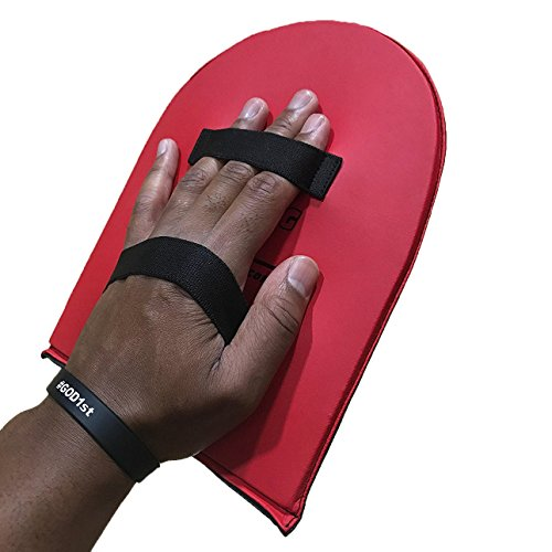 OFF HAND Shooting Aid by Ball Hog Gloves (Basketball Training Aid) (Shooting Equipment)