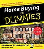 img - for Home Buying For Dummies CD 3rd Edition (For Dummies (Lifestyles Audio)) book / textbook / text book