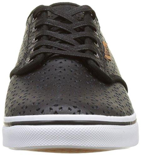 Sneakers Dx Vans Femme Low Atwood perf Circle Basses Wm Noir FwqIO