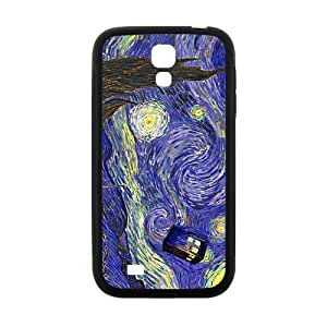 DAZHAHUI Doctor Who Design Fashion Comstom Plastic case cover For Samsung Galaxy S4