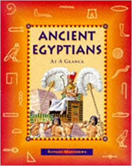 Book At a Glance: Ancient Egyptians