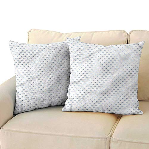 nds Couple Pillowcase Collection of Rocks Suitable for Hair and Skin Health W17 x L17 ()