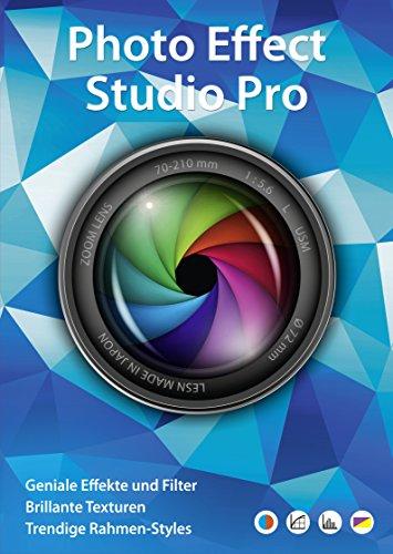 Photo Effect Studio Professional - Die Bildbearbeitung und Fotoverwaltungs Software für beeindruckende Fotos und Texturen für Windows 10 / 8 / 7