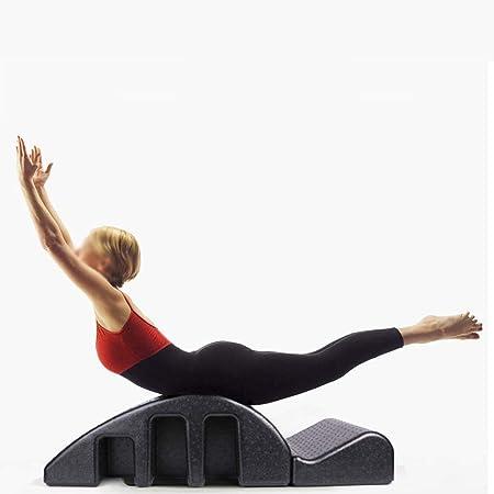 LQ-RLL Desmontable Yoga Pilates Cama quiropráctica ...